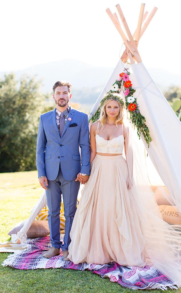 teepee-wedding